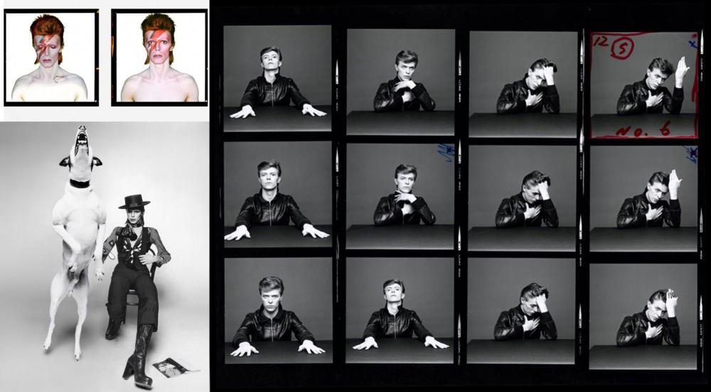 David Bowie, le immagini che fanno da colonna sonora alla musica